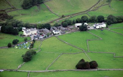 the hamlet of Wasdale Head