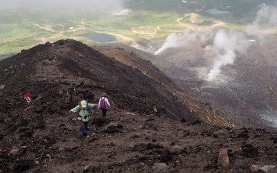 Mt Asahidake