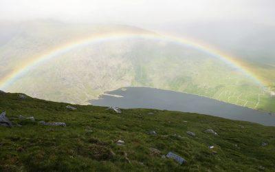 Rainbow Framed Lough