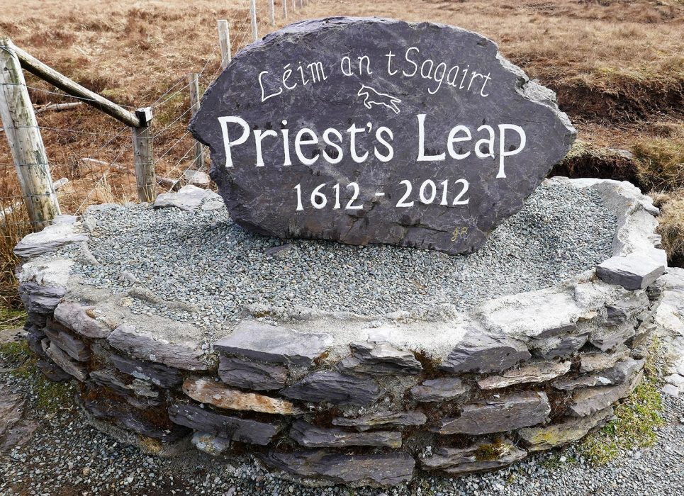 Priests Leap