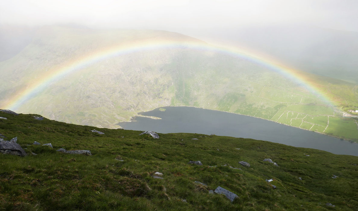 Rainbow Framed Lough