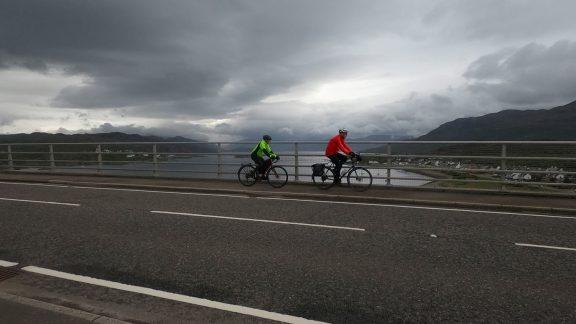 Day 8 03 Crossing the Skye Bridge
