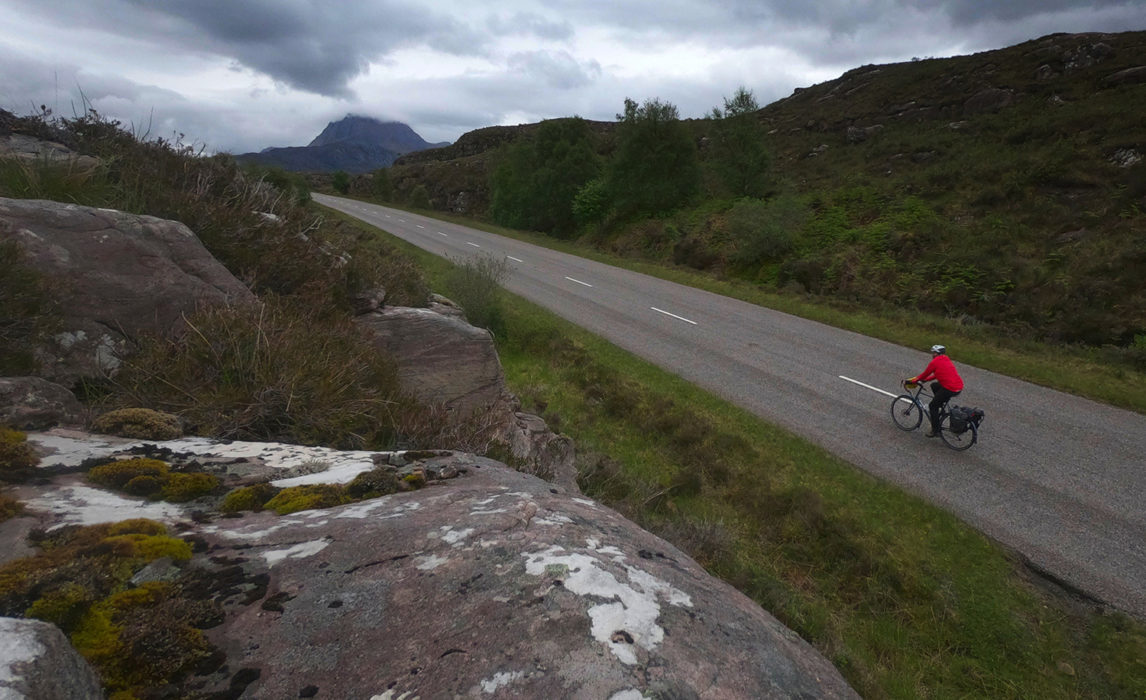 Day 6 01 Heading Towards Kinlochewe and Torridon