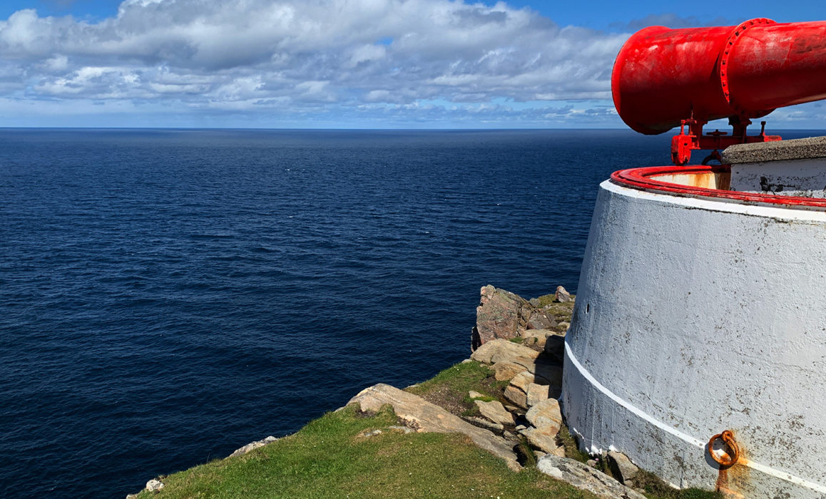 Day 3 04 Cape Wrath Foghorn
