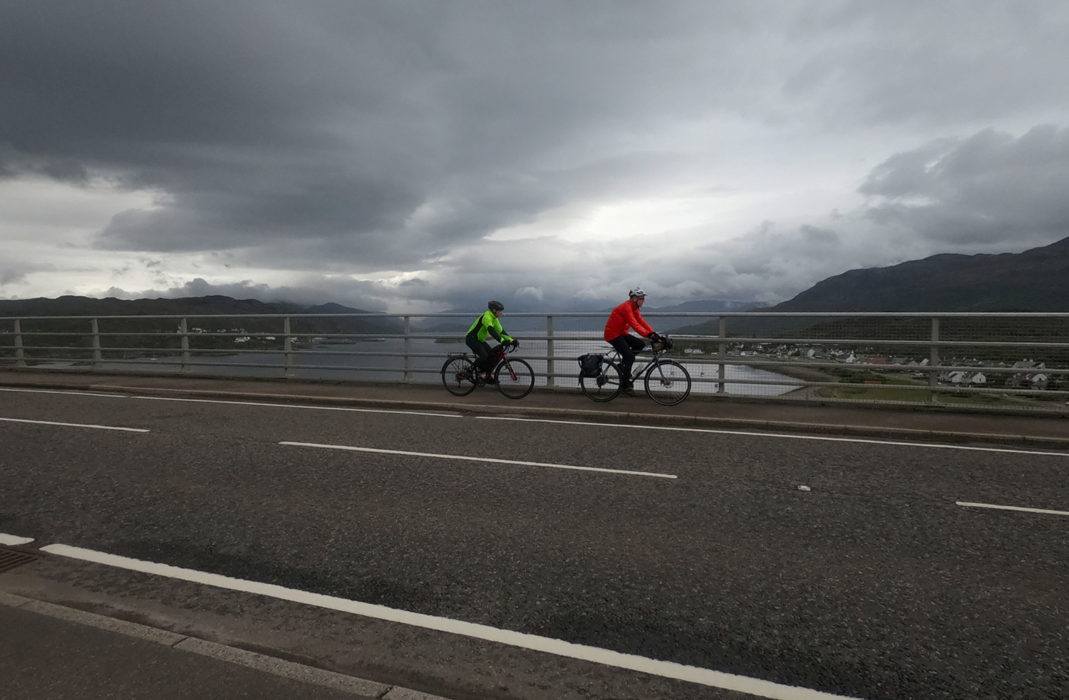Day 8 03 Crossing the Skye Bridge