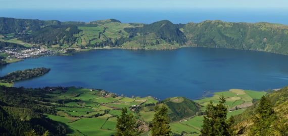 Walking on the Azores: wild, remote and rugged islands