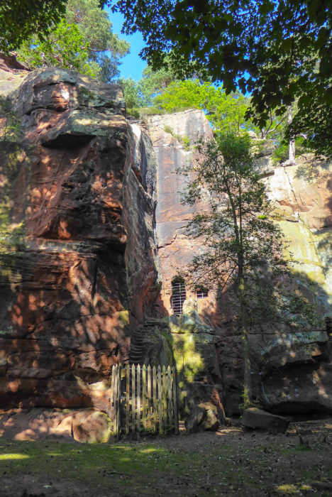 Kynastons Cave