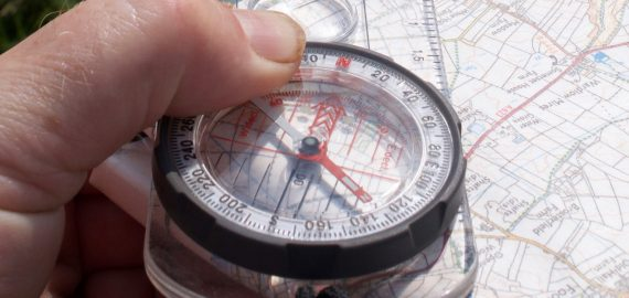 Skills session - using a compass