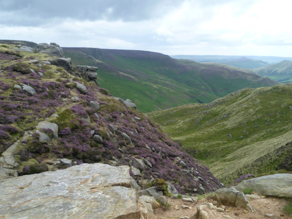 Kinder Scout edges