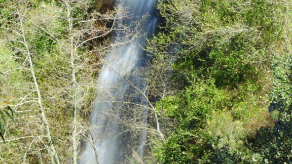 Barbelota waterfall