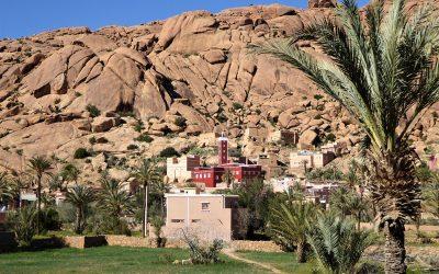 Ighir Village