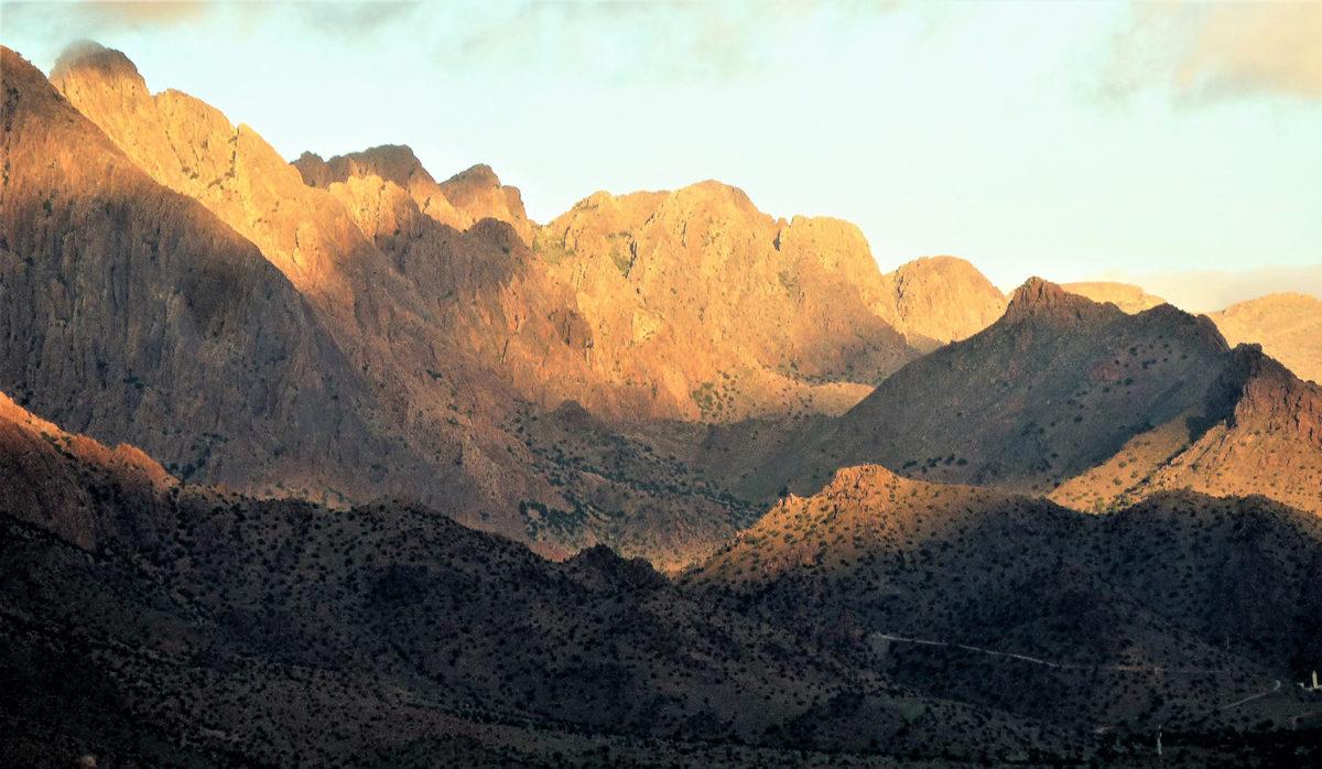 Tizgut peak