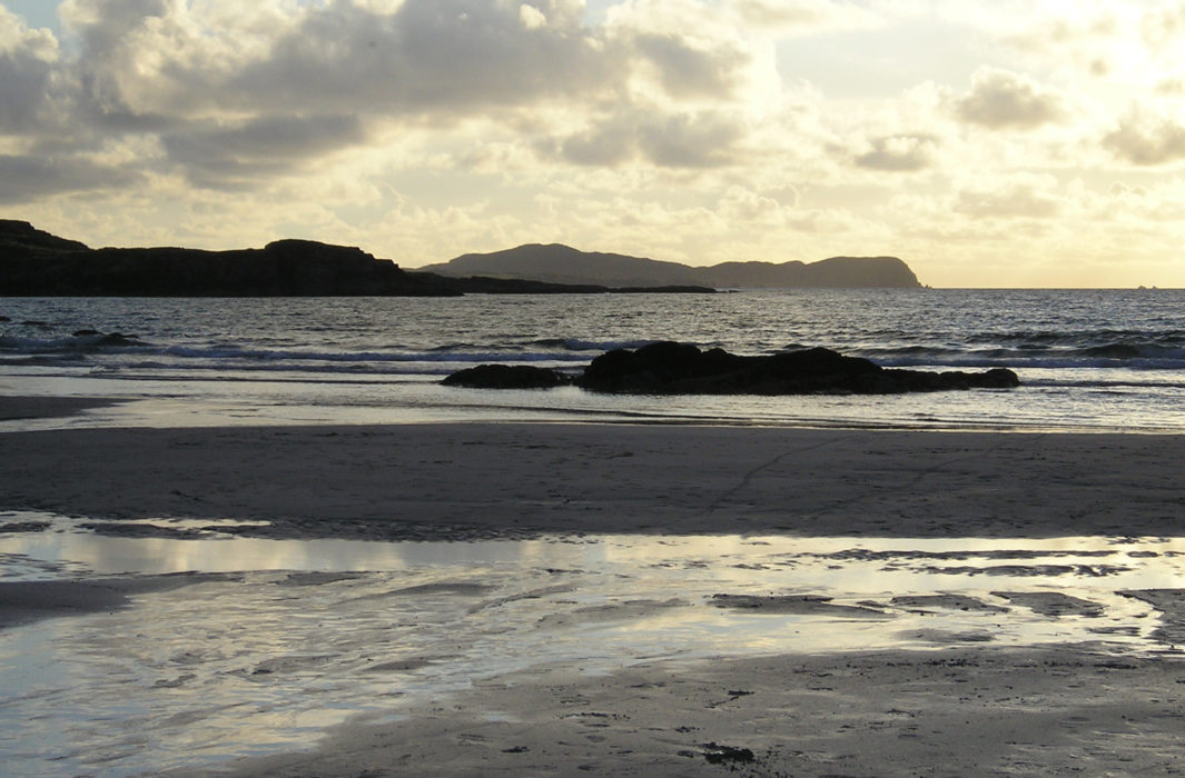 Carrickfinn beach Donegal