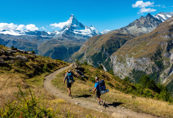 Alpine and European trekking for all – choosing and walking the right routes
