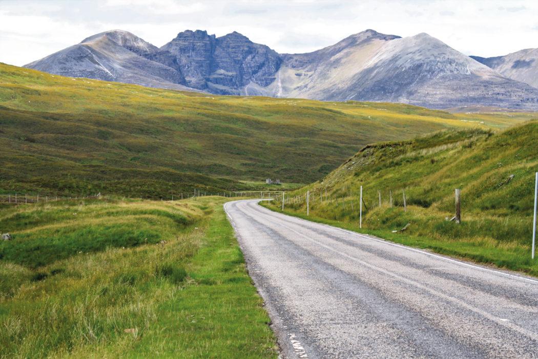 Cycle touring N Scotland3