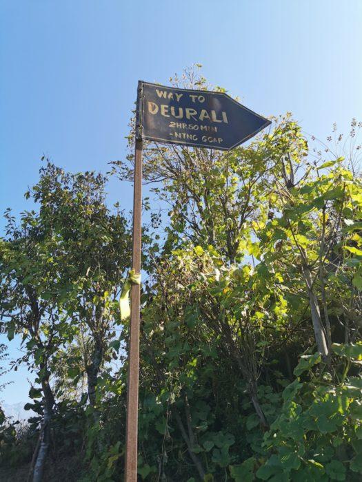 Towards Deurali
