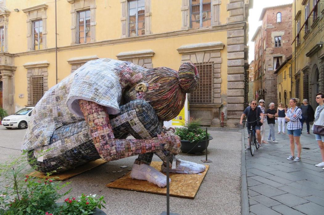 14 Street Art in Lucca