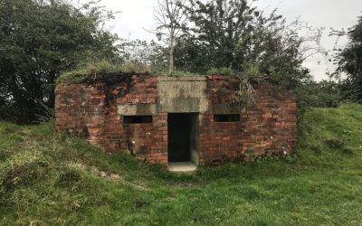 Bunker on the GHQ Stop Line