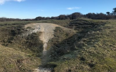 Seaford Head Trenches 1