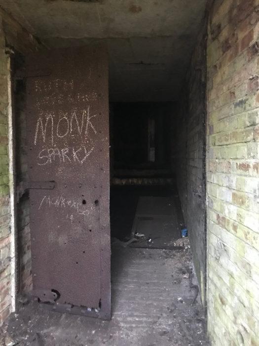 Cuckmere Valley Bunker 2
