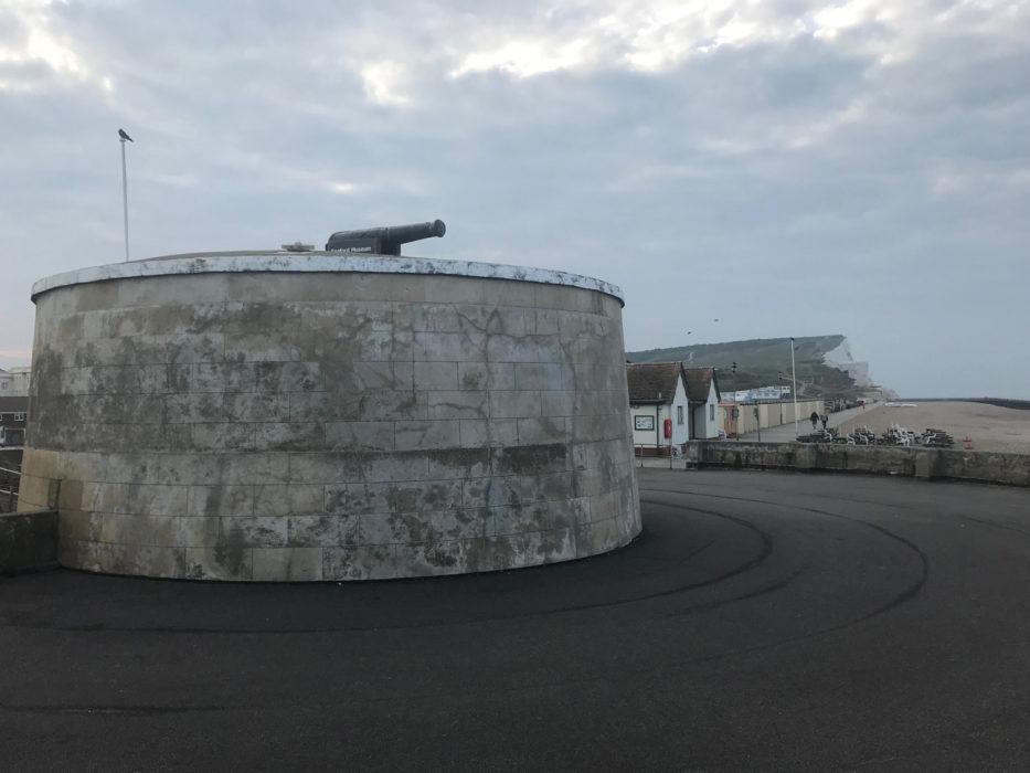 Seaford Martello Tower 2