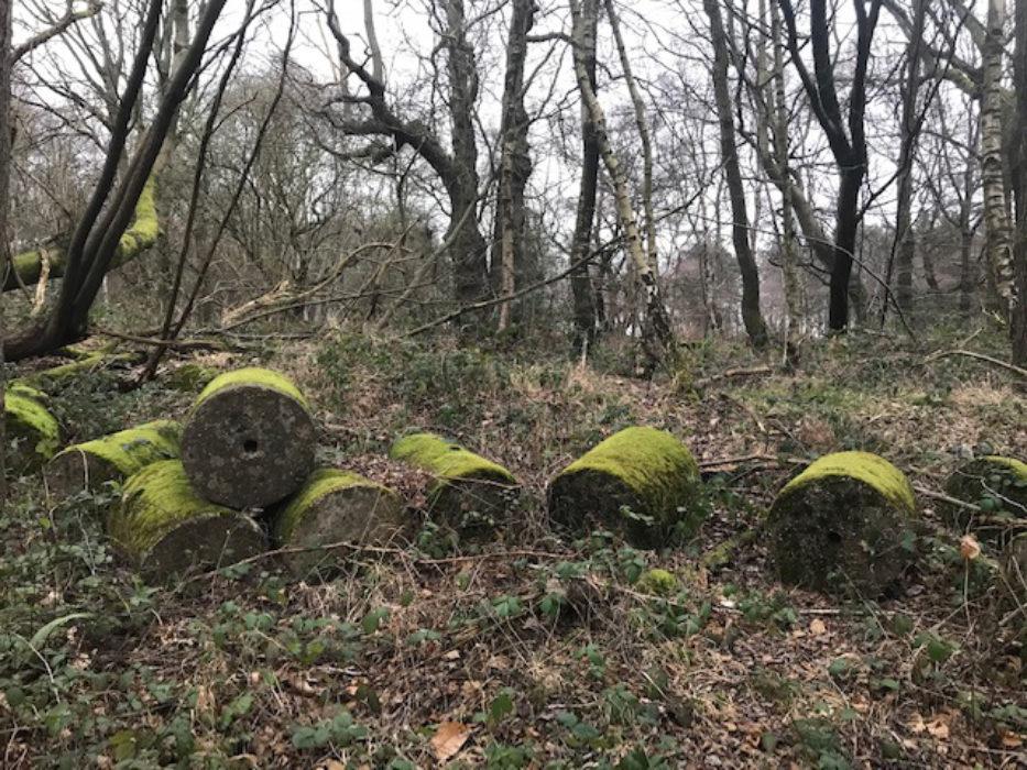 WWII memorabilia Ashdown Forest 2
