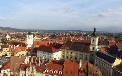 Colourful Sibiu