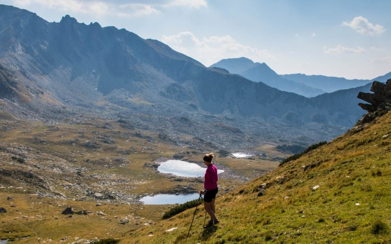 The Mountains of Romania: hiking in the rugged Carpathians