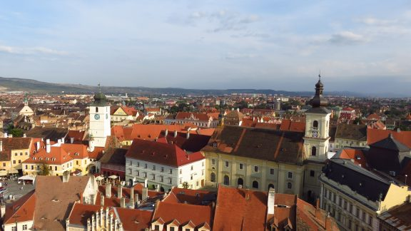 Colourful Sibiu