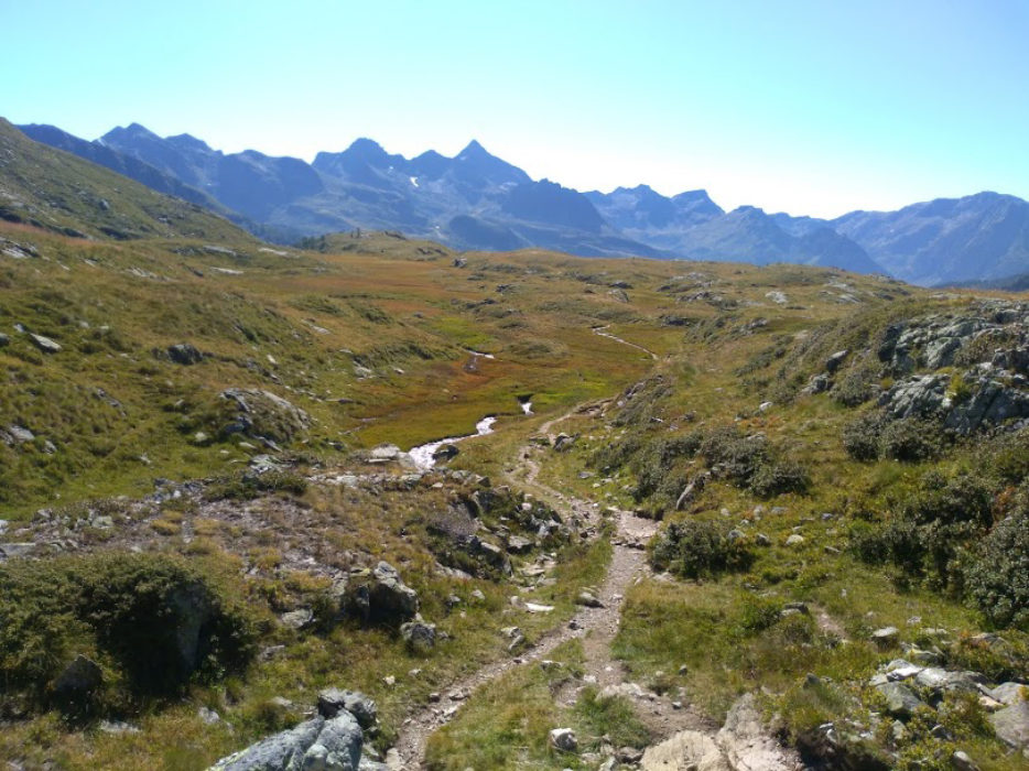 Vallone del Courthoud Cime Bianche