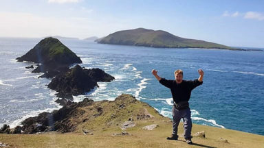 The most westerly point in Europe