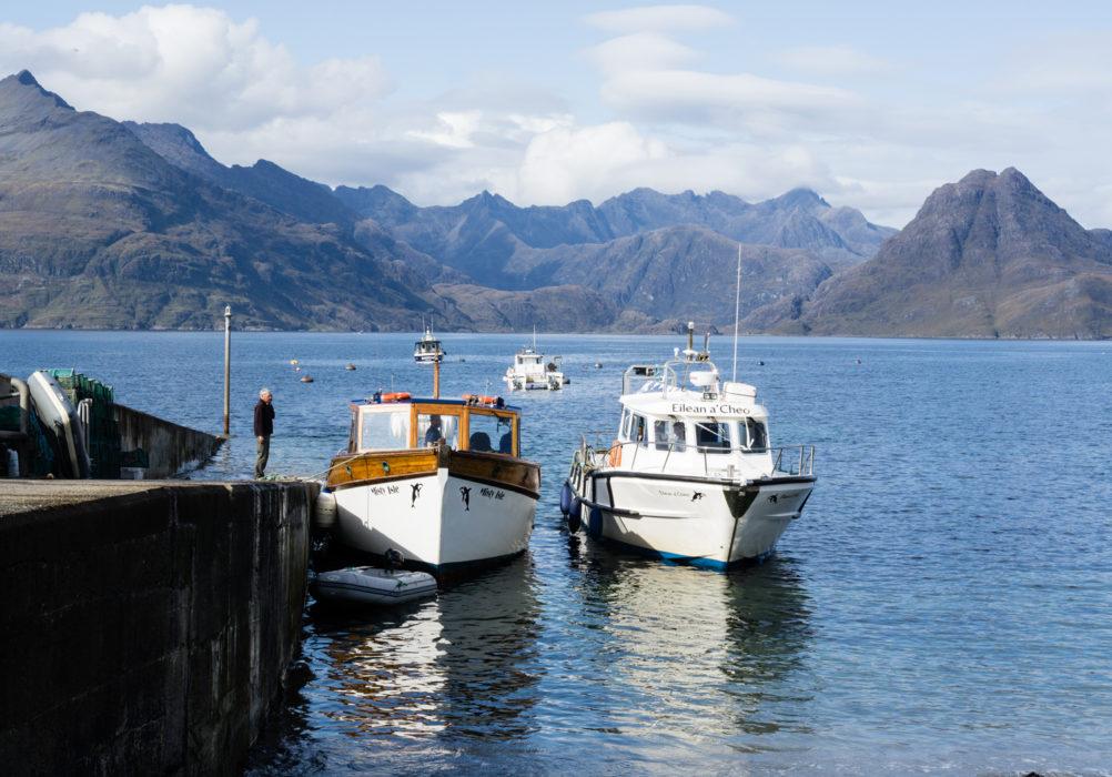 Misty Isle boat