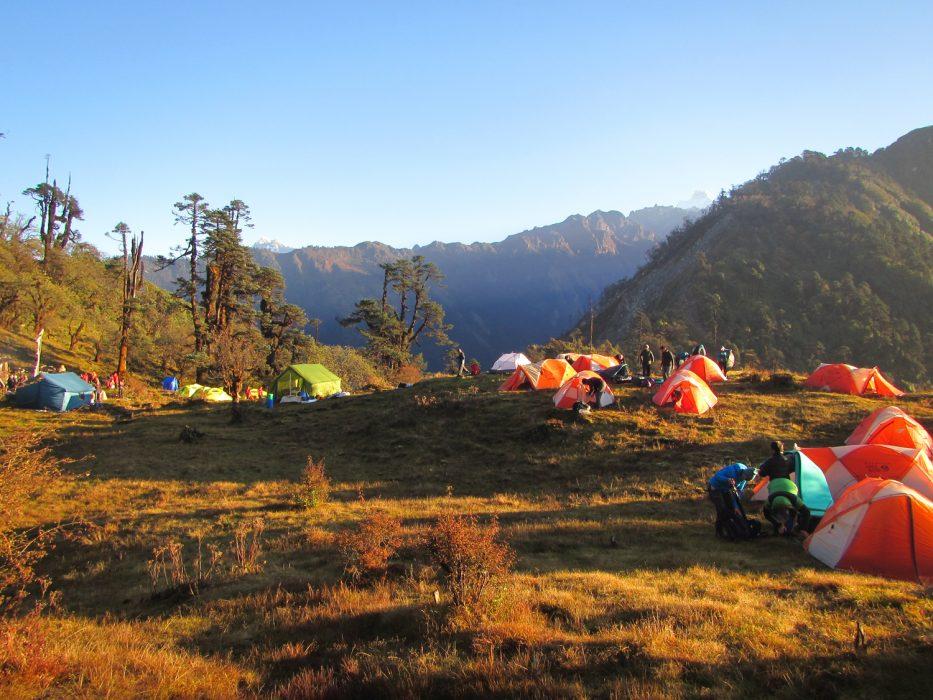 Lalisa Bhanjyang camp