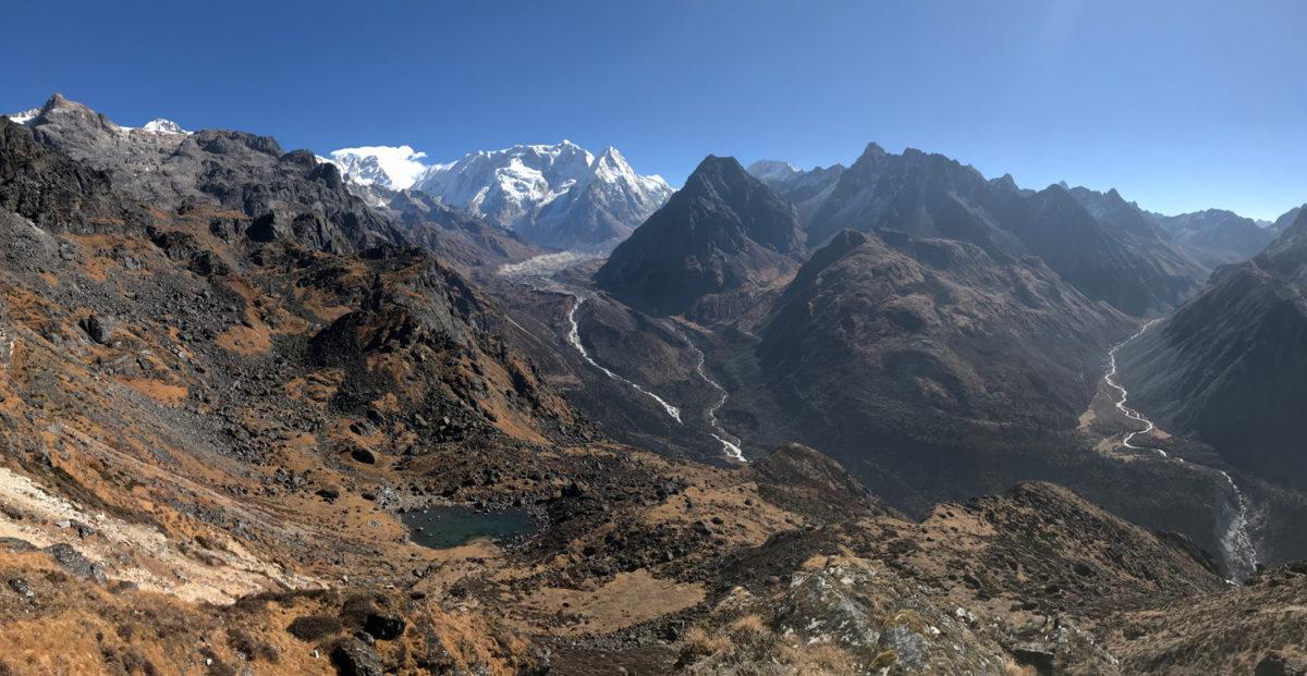 Yalung Glacier
