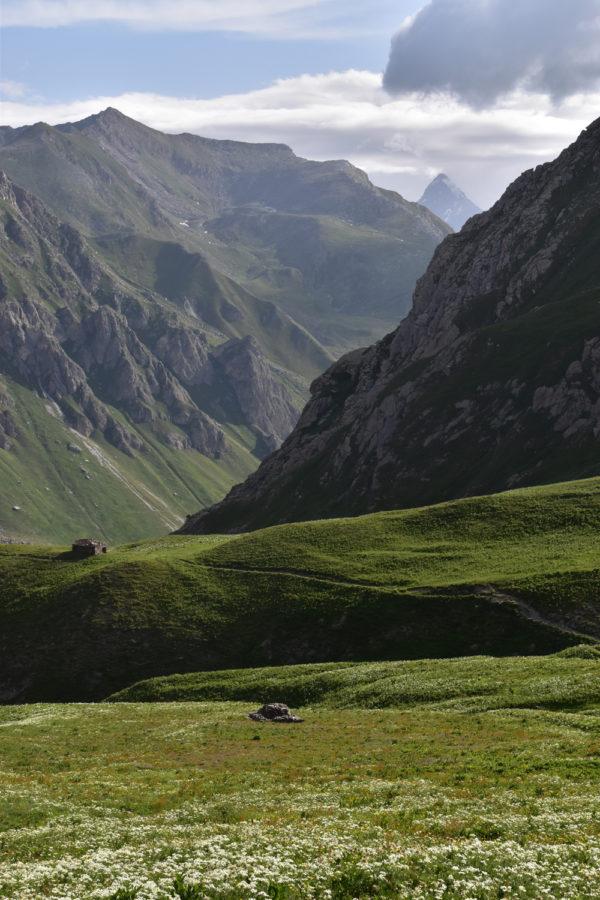upper Valle di Bellino