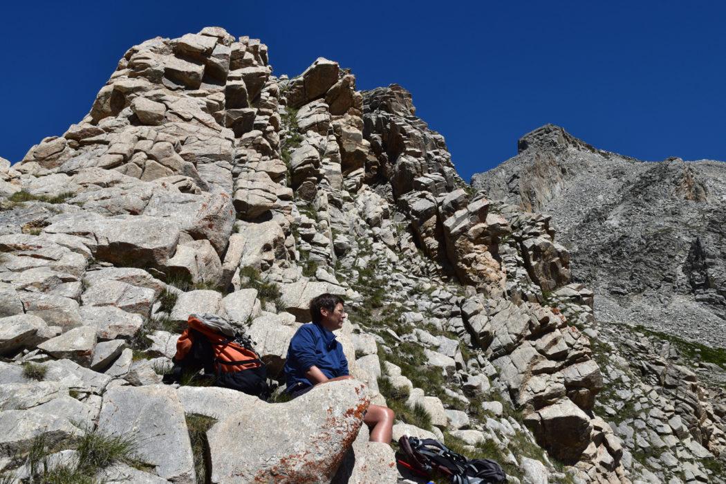 Rocca la Marchisa summit