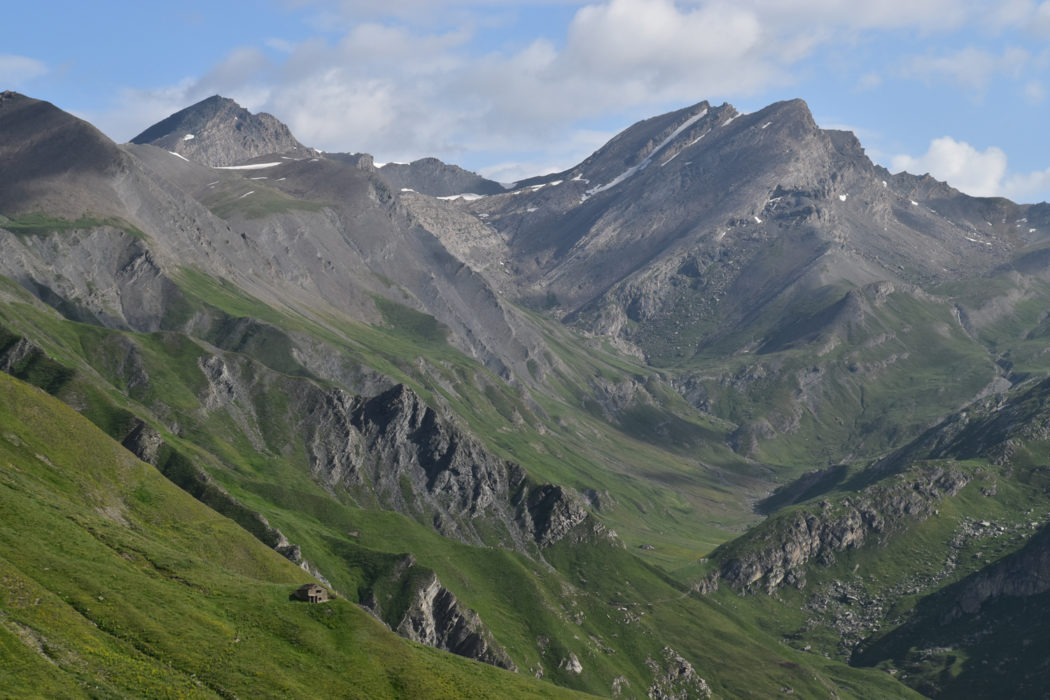 The Monte Mongoia walk