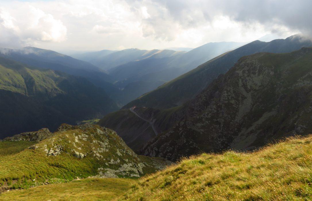 Făgăraş ridge