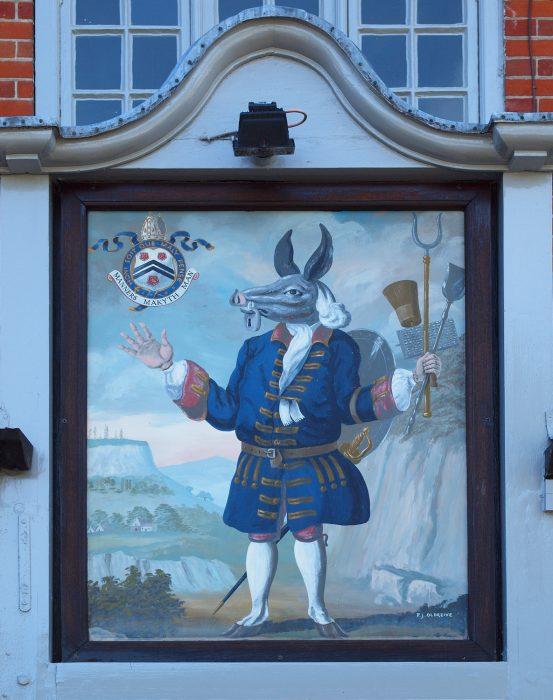 The Trusty Servant pub