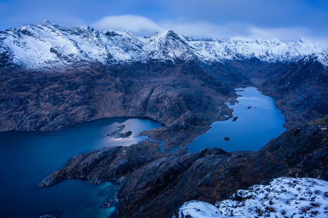 The view from Sgurr na Stri