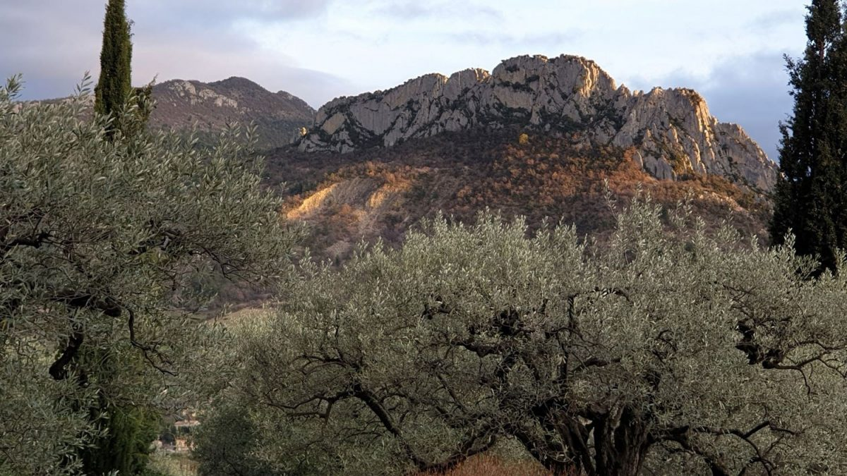 Rocher du Saint Julien