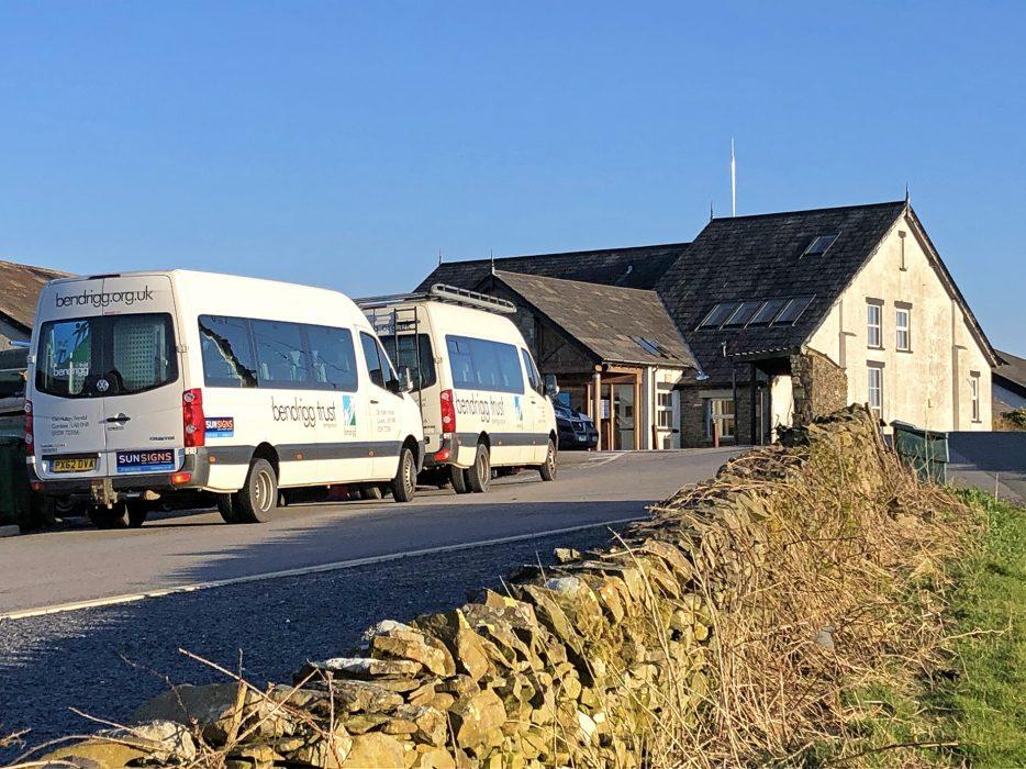 Bendrigg Lodge, Cumbria