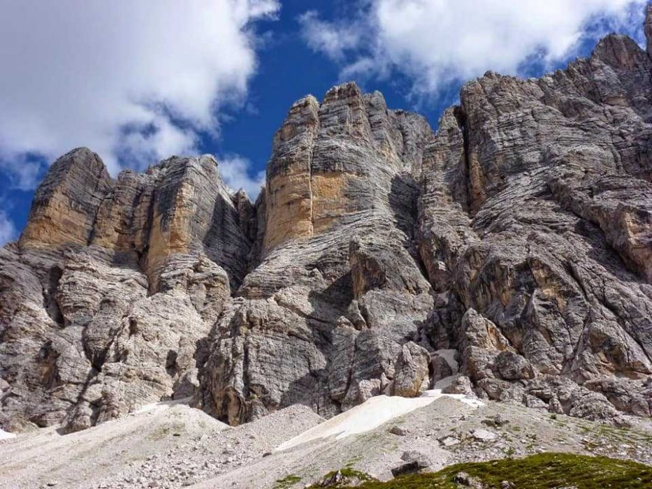 Barry hart5 The Alta Via 1 in the Dolomites