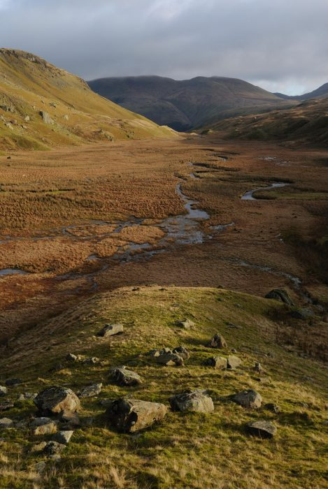 The Bog, Wythburn, has to be the bed of a former tarn