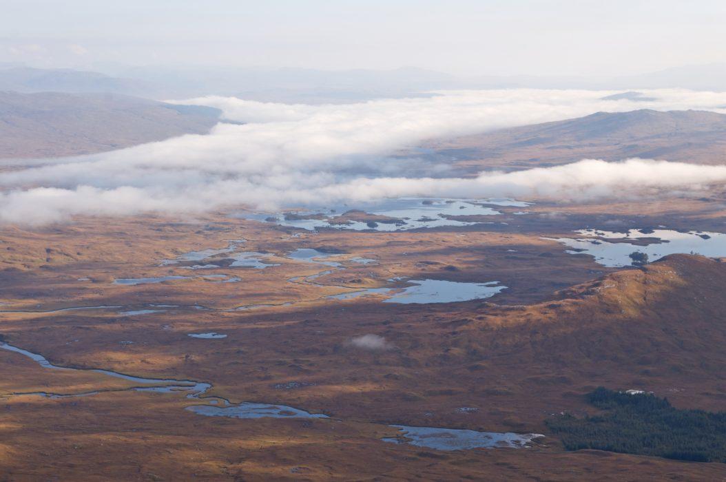 Scotland's best bog: Rannoch Moor