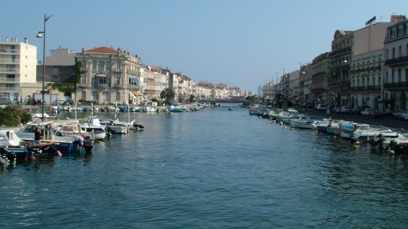 Sete Where The Canal Ends