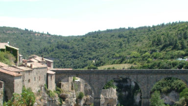 Minerve In The Cathar Region
