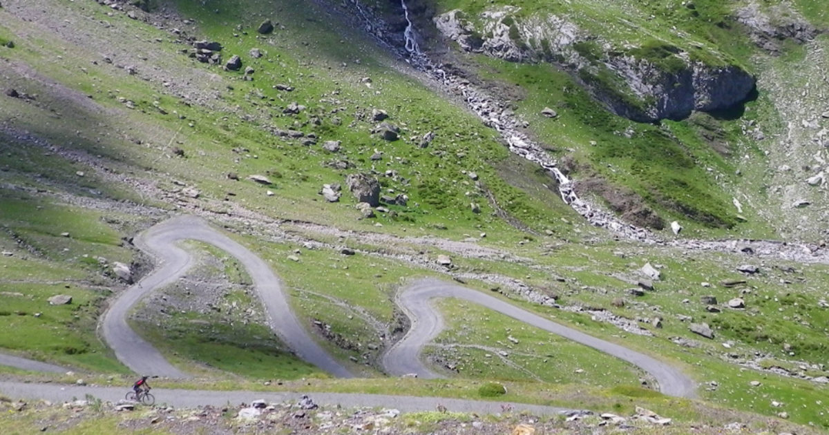 Cycle Touring The Pyrenees