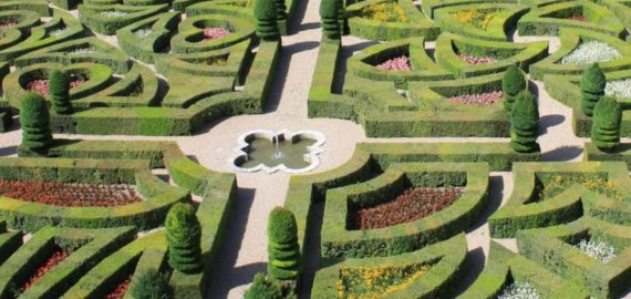 015 Villandry Has The Most Magnificent Gardens Of All The Loire Chateaux