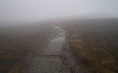 Typical  Kinder  Scout Mist
